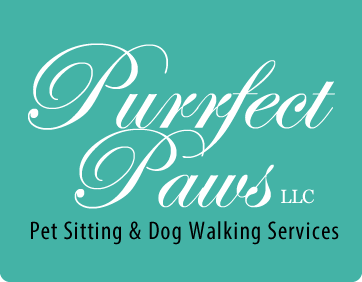 Purrfect Paws logo